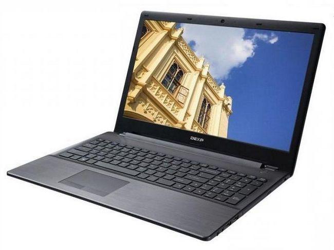 ноутбук DEXP achilles відгуки