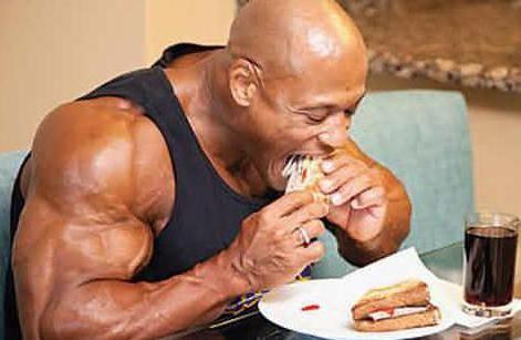 дієта для набору м'язової маси меню для чоловіків