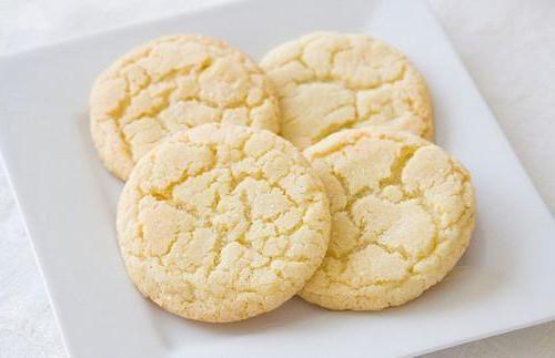 печиво без вершкового масла і маргарину