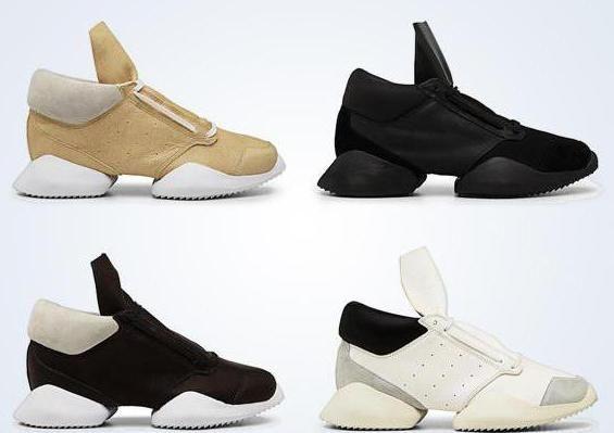 Рік Оуенс взуття