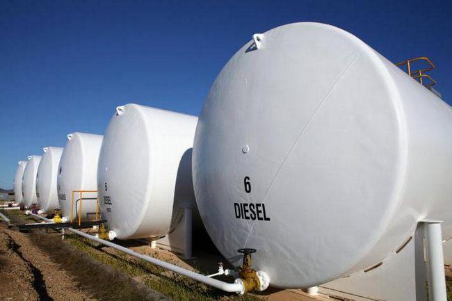 Зберігання дизельного палива