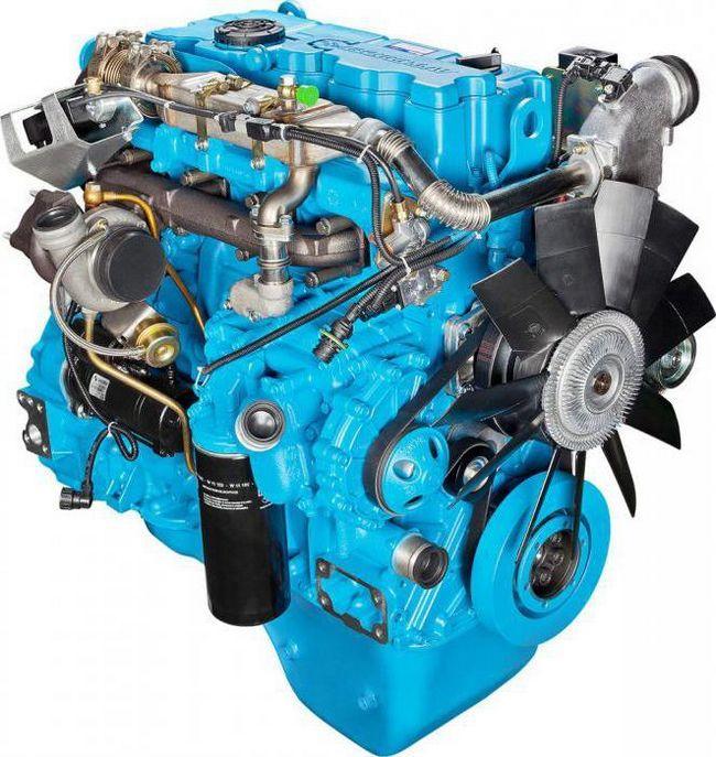Фото - Дизельний двигун
