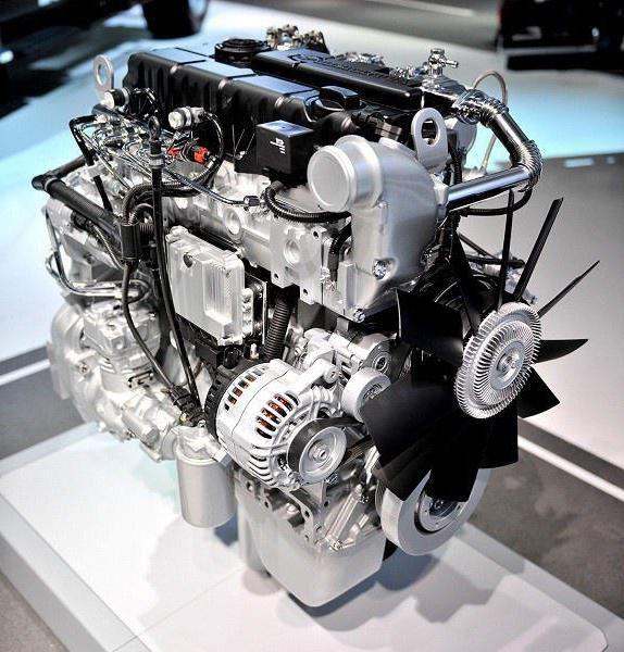 дизельний двигун ЯМЗ 530