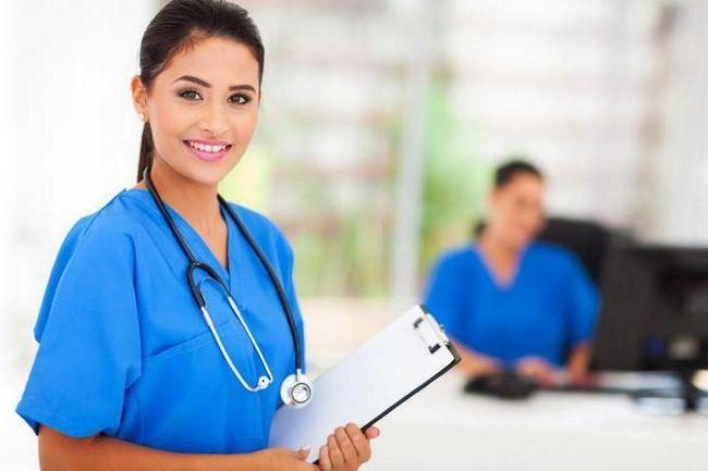 посадові інструкції медичних сестер