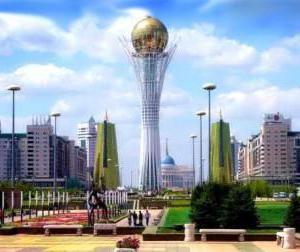 Фото - Пам'ятки міста Астани: опис, фото