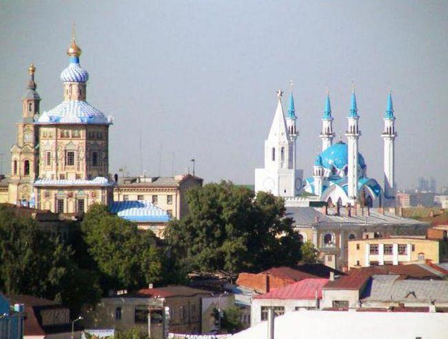 цікаві місця Казань