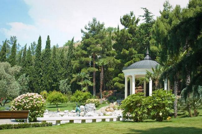 парк айвазовского крим