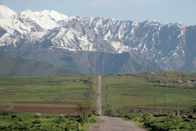 Пам'ятки Таджикистану