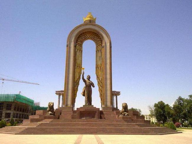 Пам'ятки Таджикистану. Що подивитися