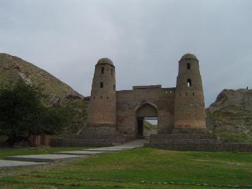 Пам'ятки Таджикистану: опис