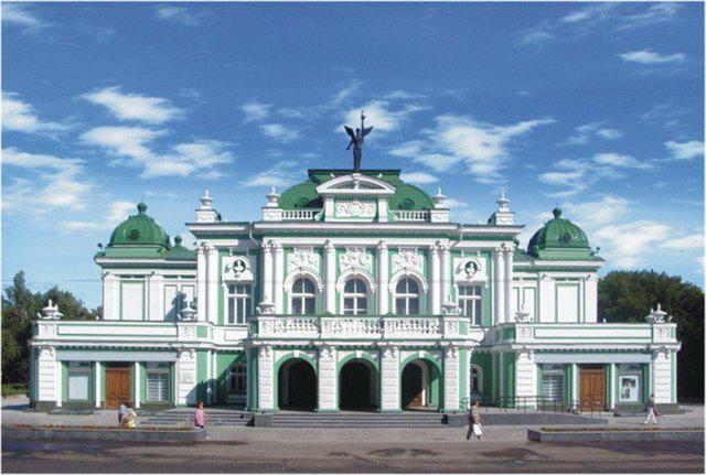 драмтеатр омск