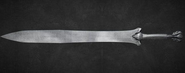 Фото - Древнє знаряддя: меч слов'янський