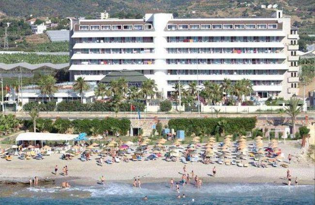 дріта готель туреччина 5 відгуки