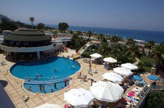 дріта готель туреччина 5 опис