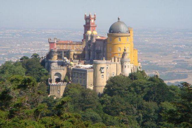 палац піна португалія