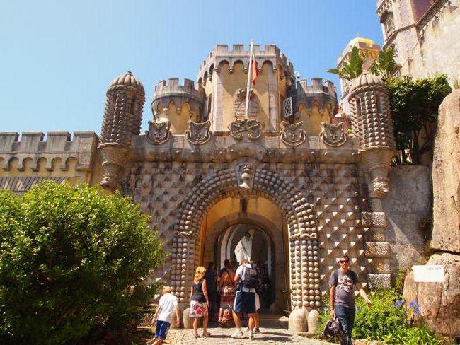 палац у португалии