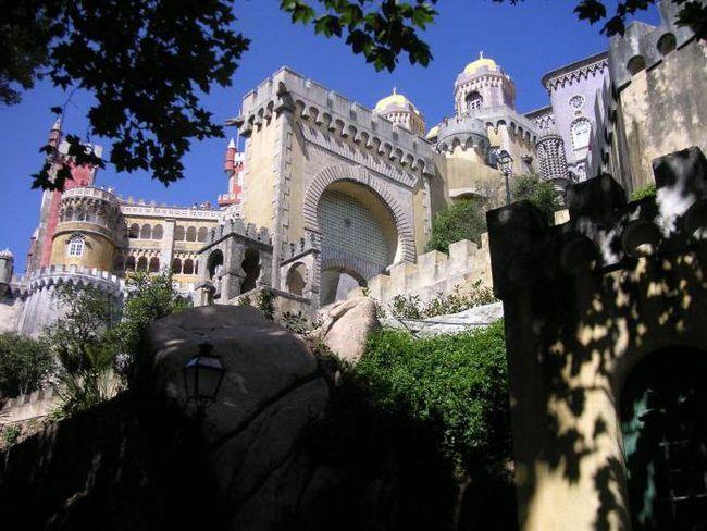 пам'ятка Сінтри