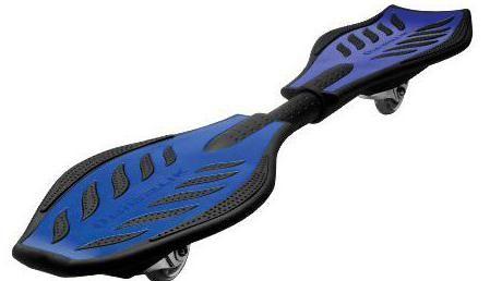 Фото - Двоколісні скейти RipStik: відгуки і фото. Як кататися на двоколісному скейті?