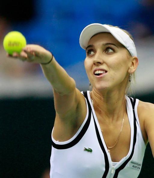 тенісистка Олена Весніна