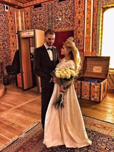 елизавета кутузова вийшла заміж