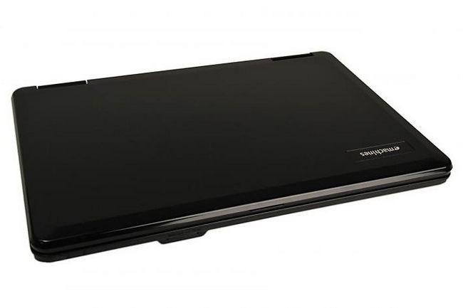 ноутбук emachines e525