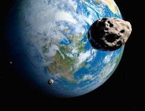 природні супутники землі