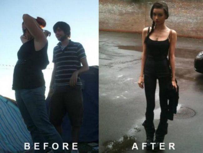 Фото - Феліс Фавн: фото до і після схуднення. Історія Феліс Фавн