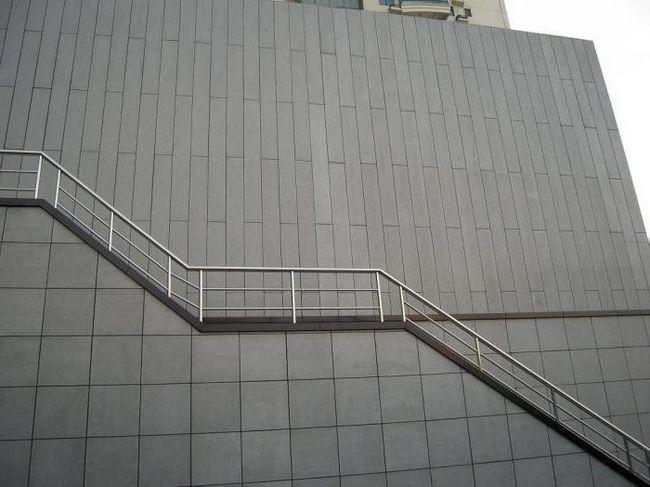 обробка фіброцементними панелями