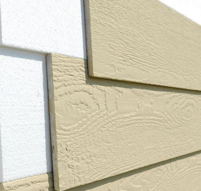 фіброцементні фасадні панелі