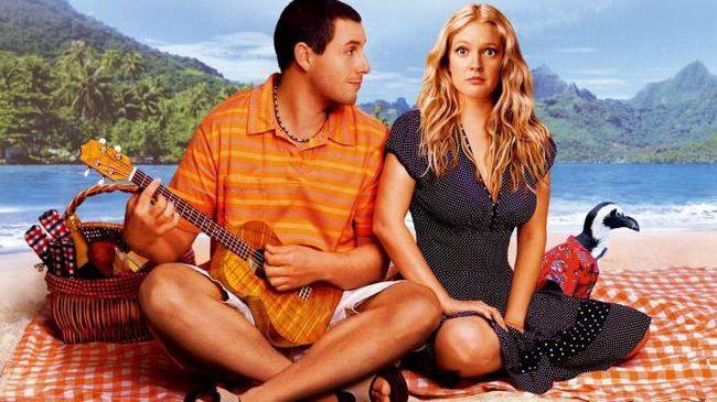 фільм 50 перших поцілунків актори і ролі +2004.