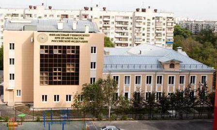 фінансовий університет при уряді російської федерації спб