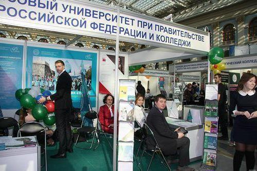 коледж фінансовий університет при уряді російської федерації