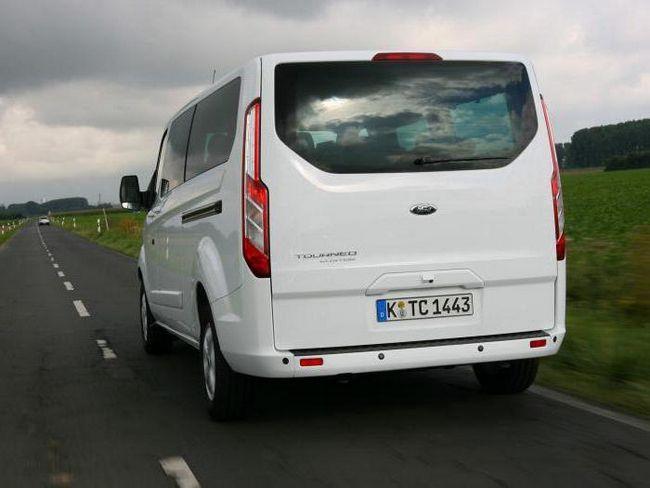 ford tourneo custom технічні характеристики