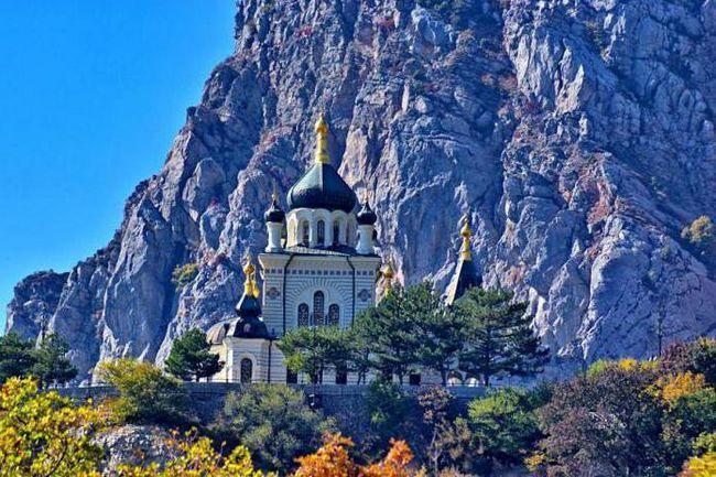 Фороська церква крим