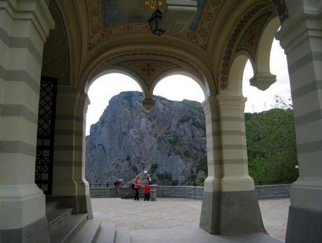 Фороська церква крим фото