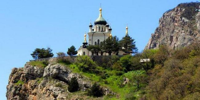 Фороська церква крим адреса