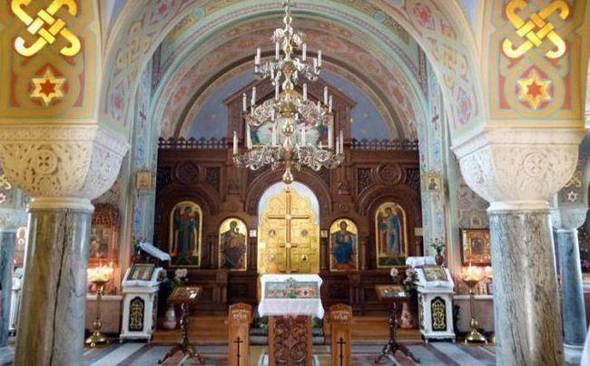 де знаходиться фороська церква в криму