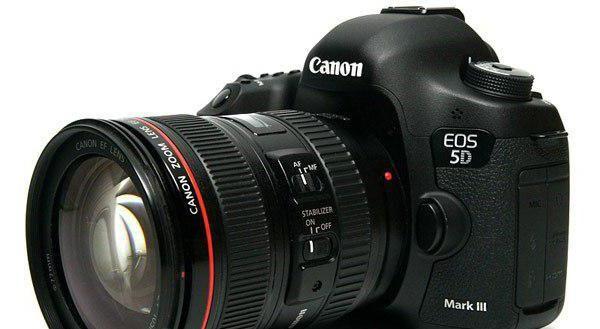 canon 5d mark 3 характеристики