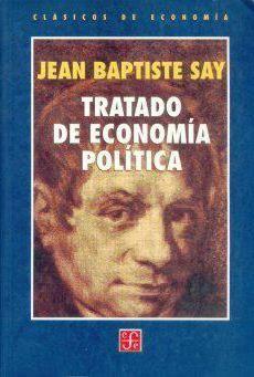Жан-Батіст Сей трактат з політичної економії