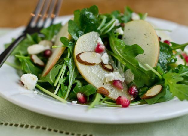 Фото - Французький салат з яблуками: пікантність, елегантність, вишуканість