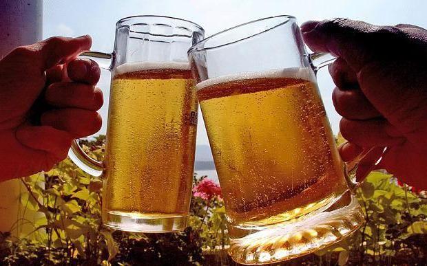 пиво з лимонадом, по-французьки