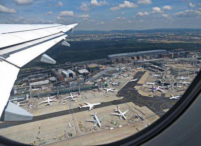 Фото - Франкфурт, аеропорт: фото, схема, як дістатися до міста