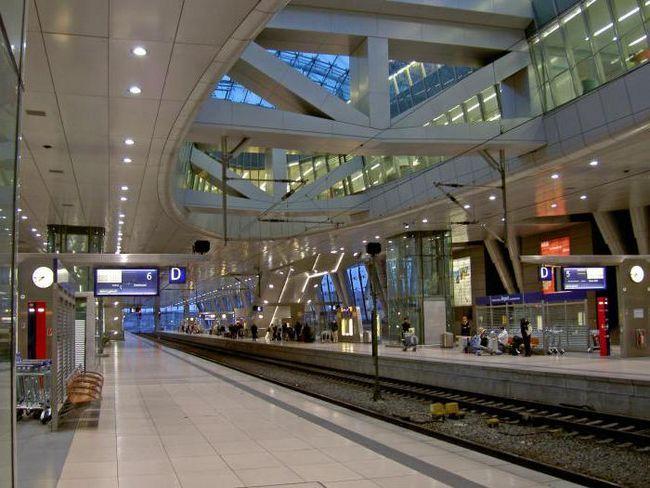 Франкфурт аеропорт як дістатися до міста