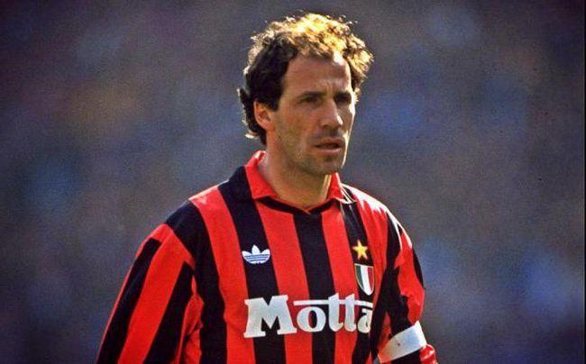 Фото - Франко Барезі: біографія футболіста, спортивні досягнення