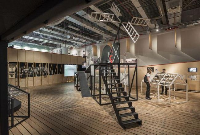 «Гараж» музей сучасного мистецтва Москва