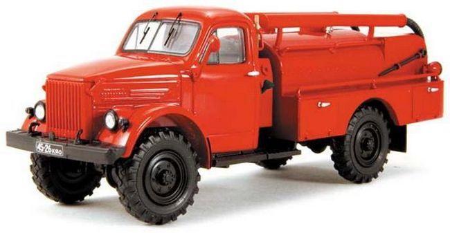 ГАЗ 63 пожежний