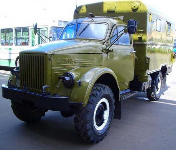 ГАЗ 63 Дизель