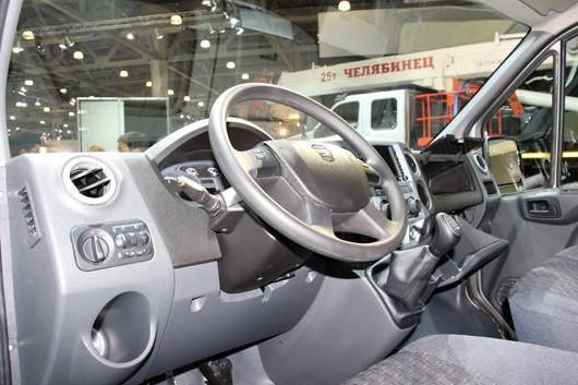 нова газель некст суцільнометалевий фургон фото