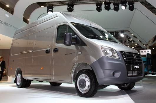 газель некст суцільнометалевий фургон технічні характеристики