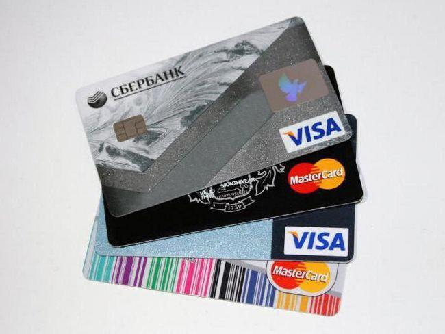 де швидко оформити кредитну карту